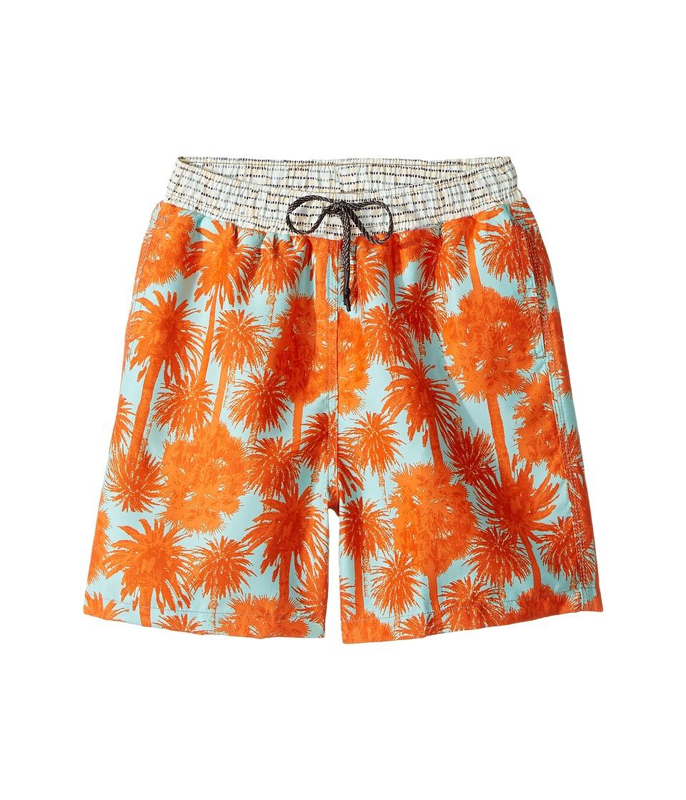 Maaji Kids Isle Palms Swim Shorts (Multicolor) Girl