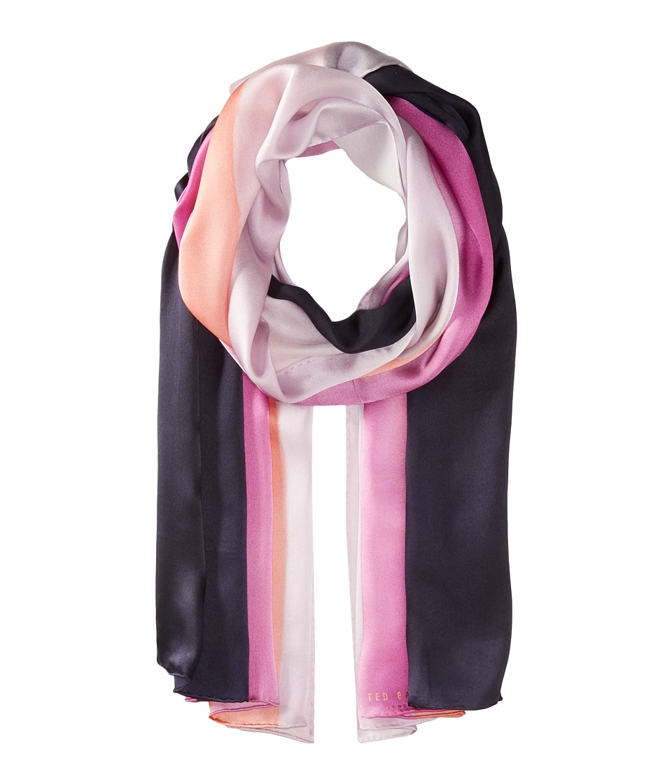 Ted Baker - Miko (Navy) Scarves