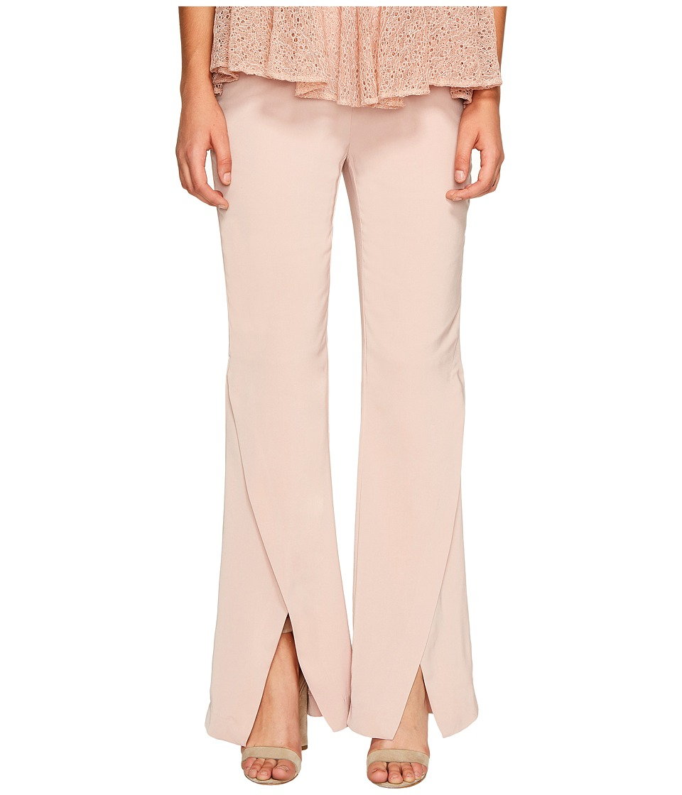 KEEPSAKE THE LABEL - No Limits Pants (Blush) Women's Casual Pants