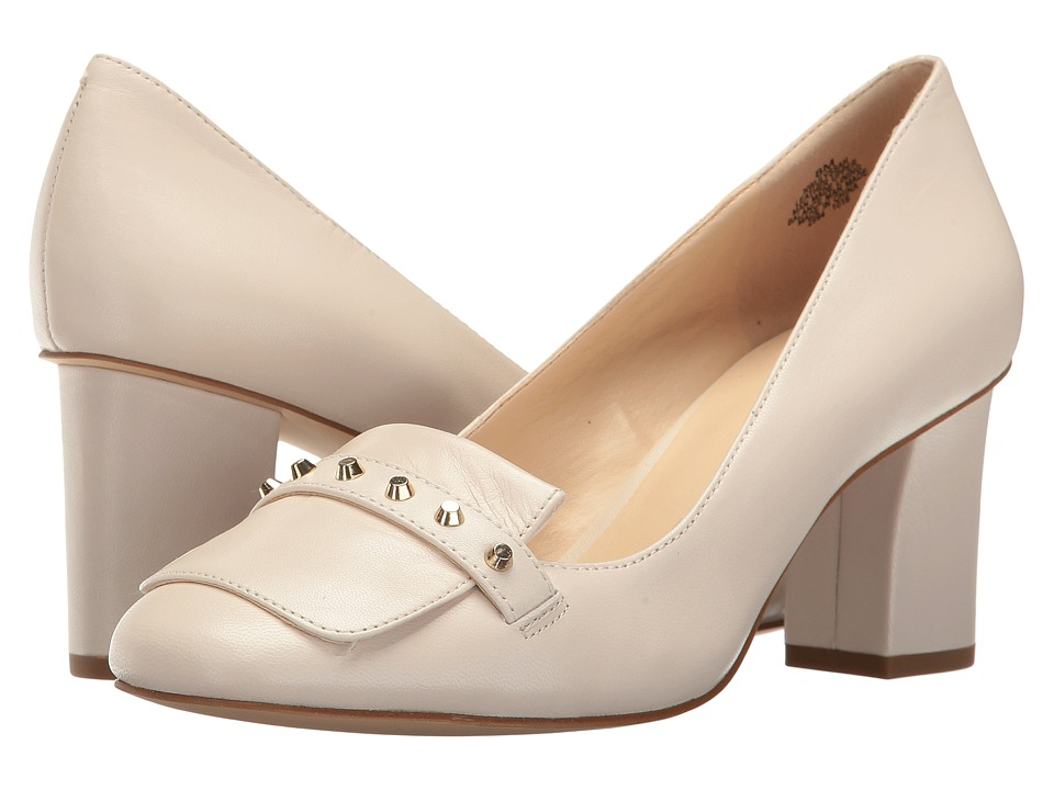 Nine West - Ulyssah (Off-White Leather) Women's Shoes