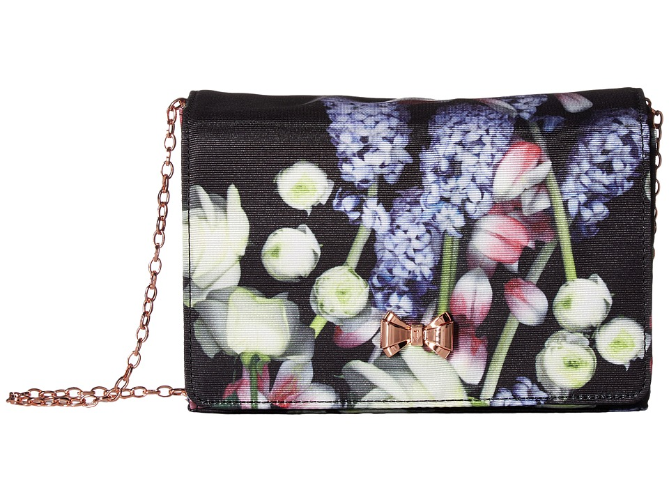 Ted Baker - Jenniee (Black) Clutch Handbags