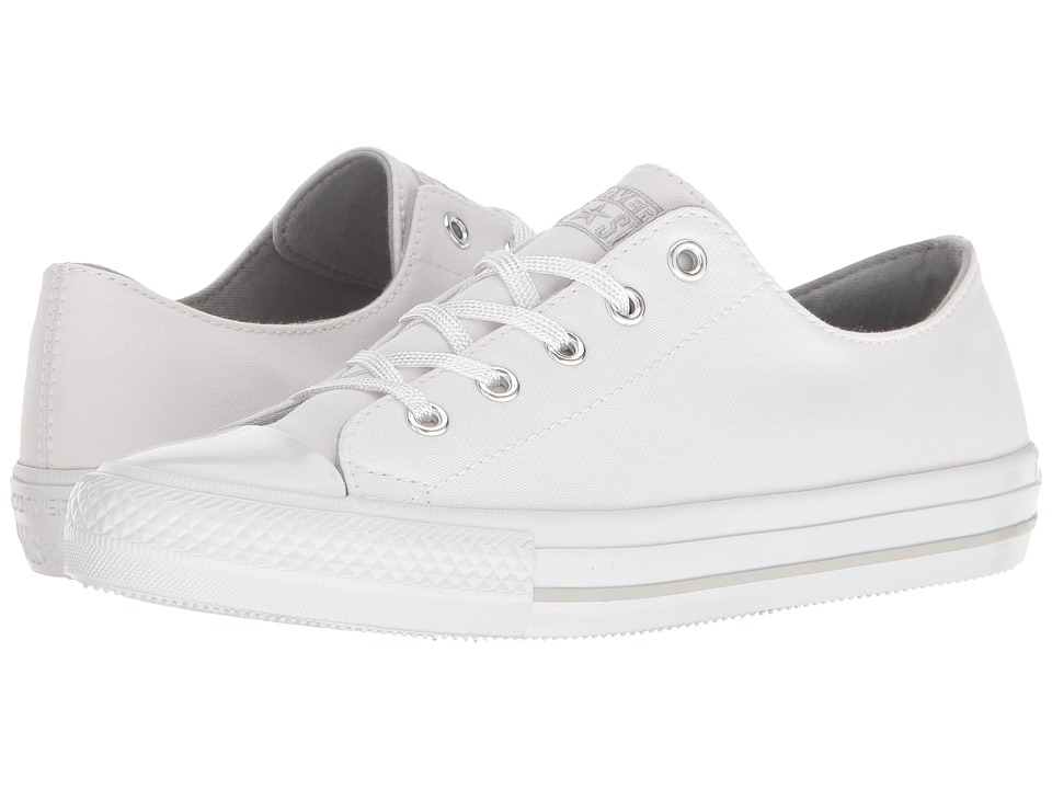 Converse - Ctas Gemma Ox (White/Mouse/White) Women's Lace up casual Shoes