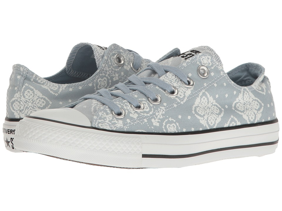 Converse - CTAS Ox (Fountain Blue) Women's Lace up casual Shoes
