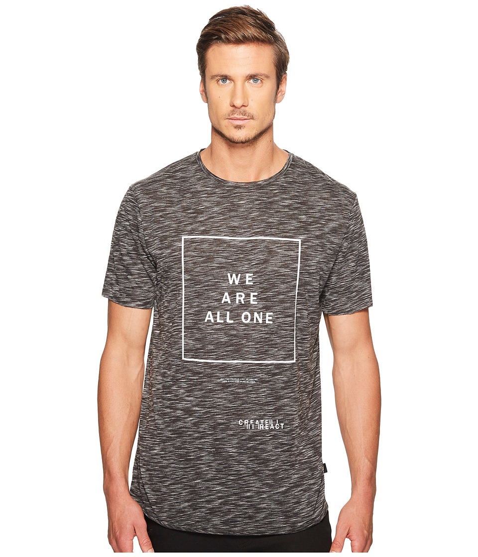 nANA jUDY - We Are All One (Black Static) Men's Clothing