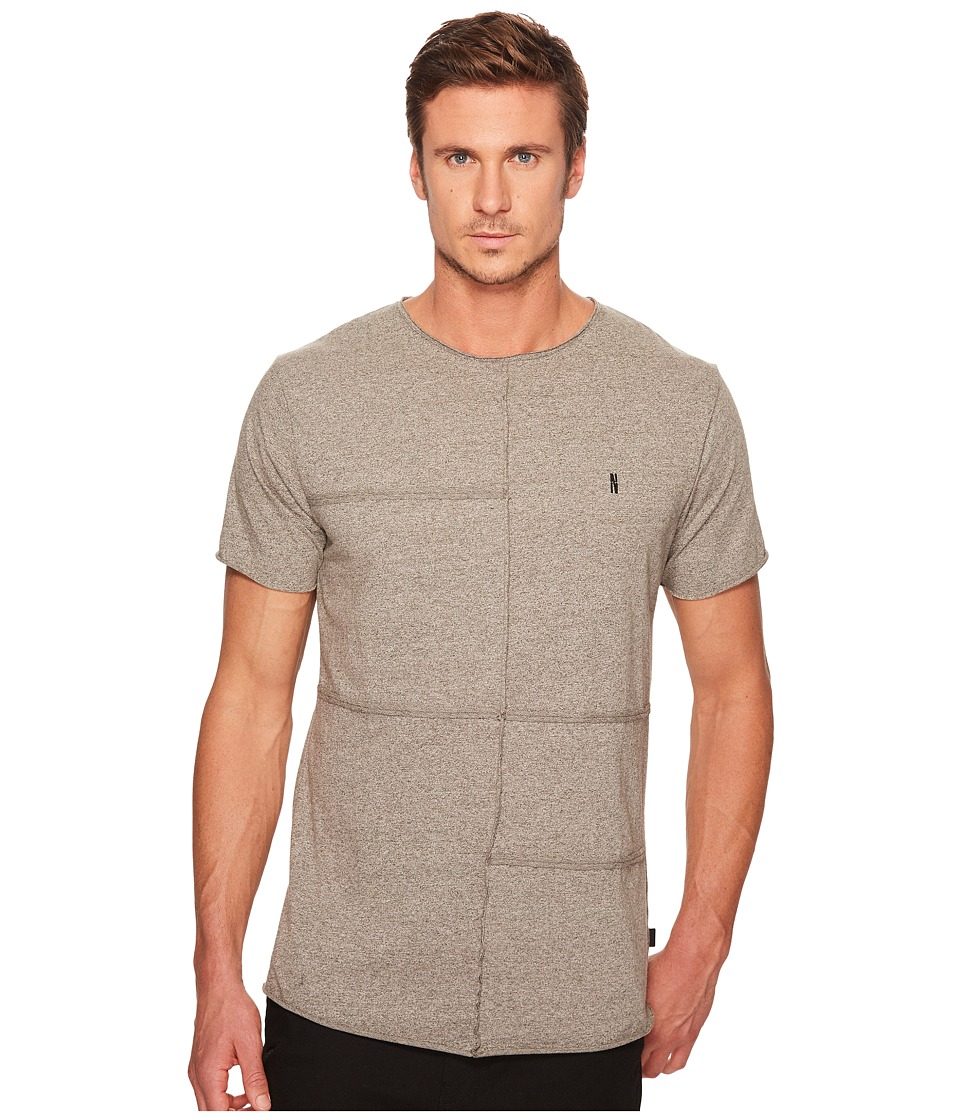 nANA jUDY - Panama T-Shirt (Grey Static) Men's T Shirt