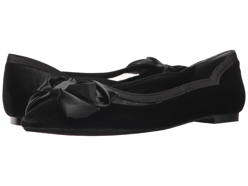 J. Renee Allitson (Black Velvet) High Heels