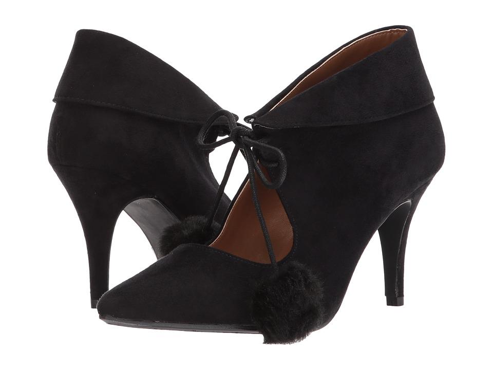 J. Renee Edgemere (Black) High Heels