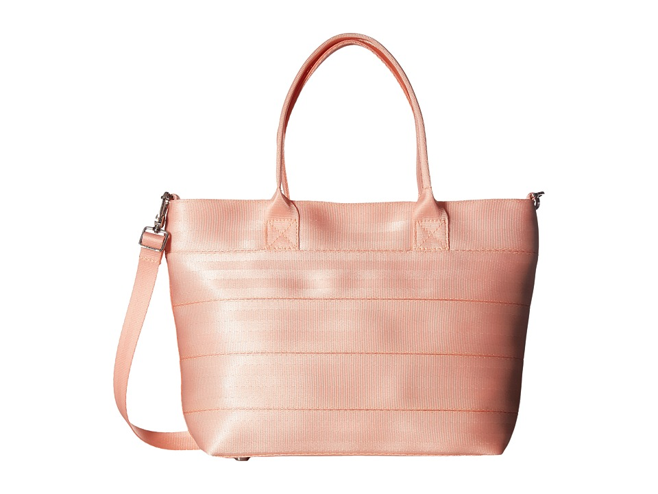 Harveys Seatbelt Bag - Mini Streamline Tote (Peach) Tote Handbags