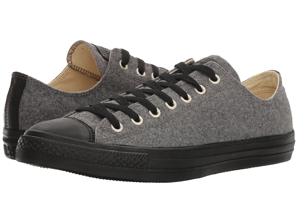 Converse - Chuck Taylor Ox Wizard (Wizard Gray/Black) Shoes