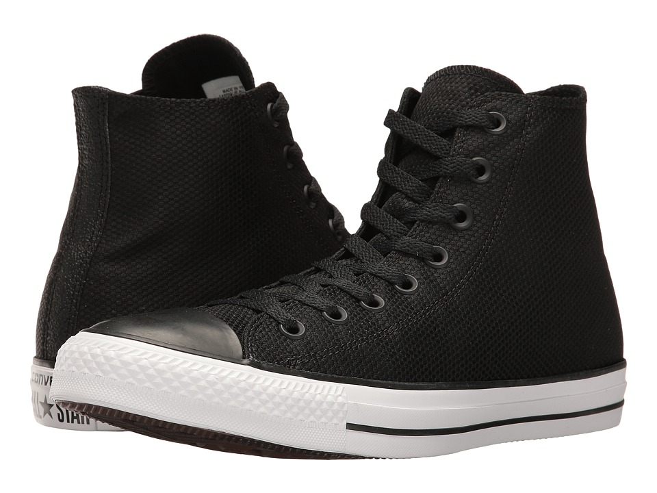 Converse - Chuck Taylor All-Star Hi (Black/White/Brown) Classic Shoes