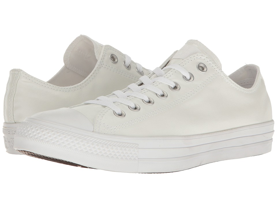 Converse - Chuck Taylor All-Star Ox (White/White/White) Shoes
