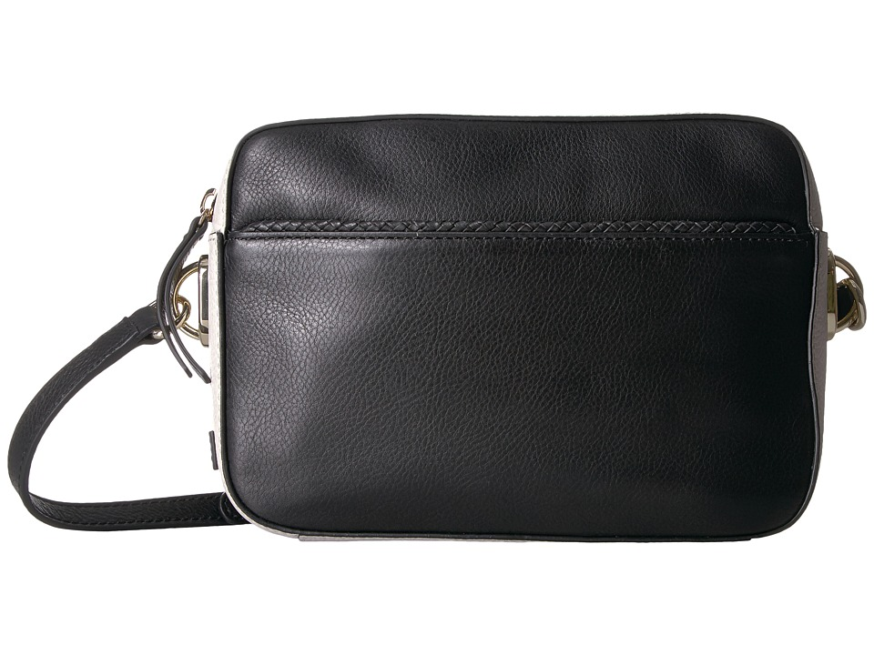 Cole Haan - Benson Camera Bag (Black/Ivory) Handbags