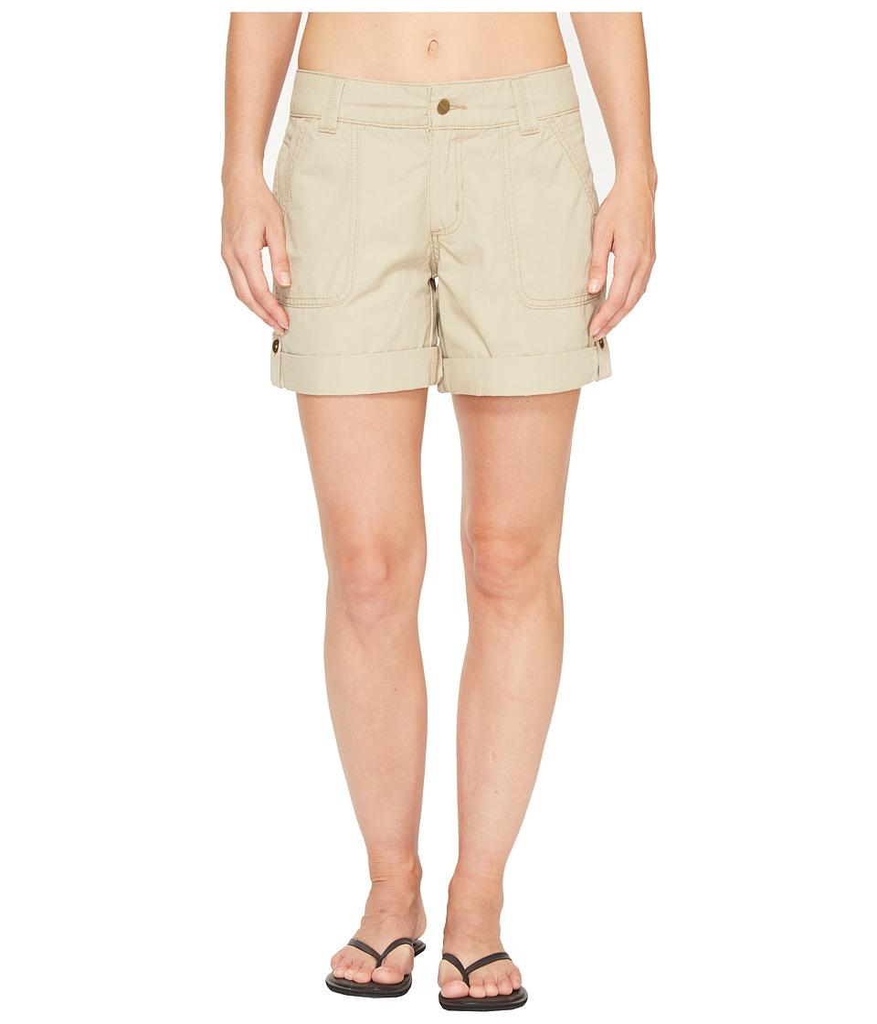 Carhartt - Original Fit Relaxed Fit El Paso Short (Field Khaki) Women's Shorts