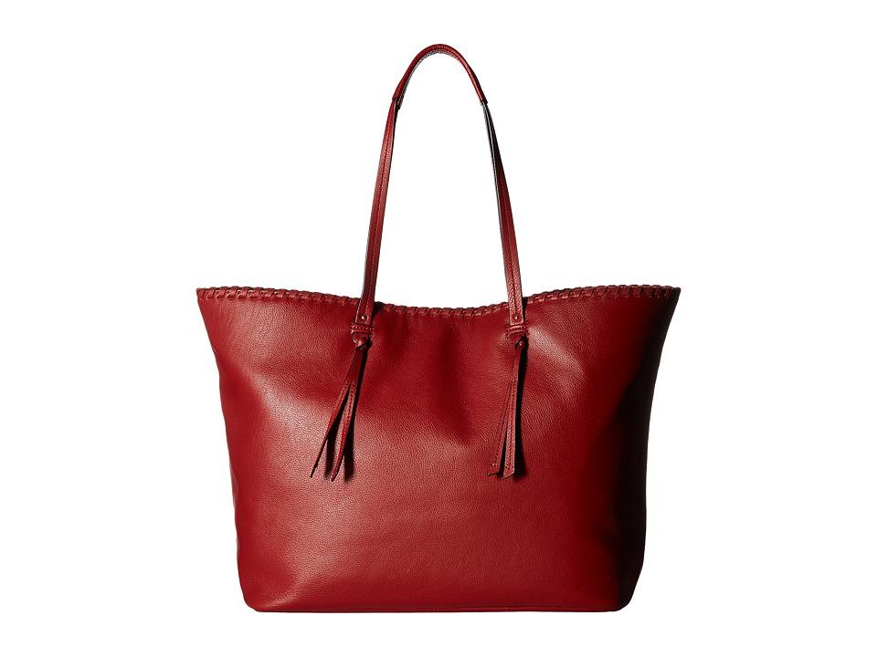 Cole Haan - Rumey II Tote (Tibetan Red) Tote Handbags