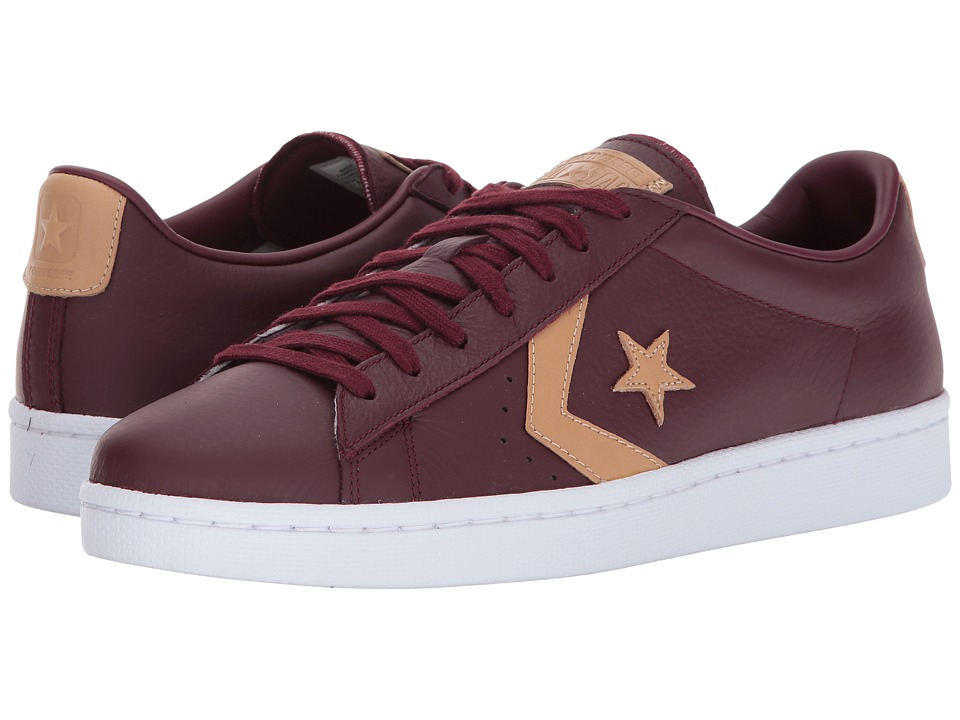 Converse - Pro Leather 76 Ox (Deep Bordeaux) Classic Shoes