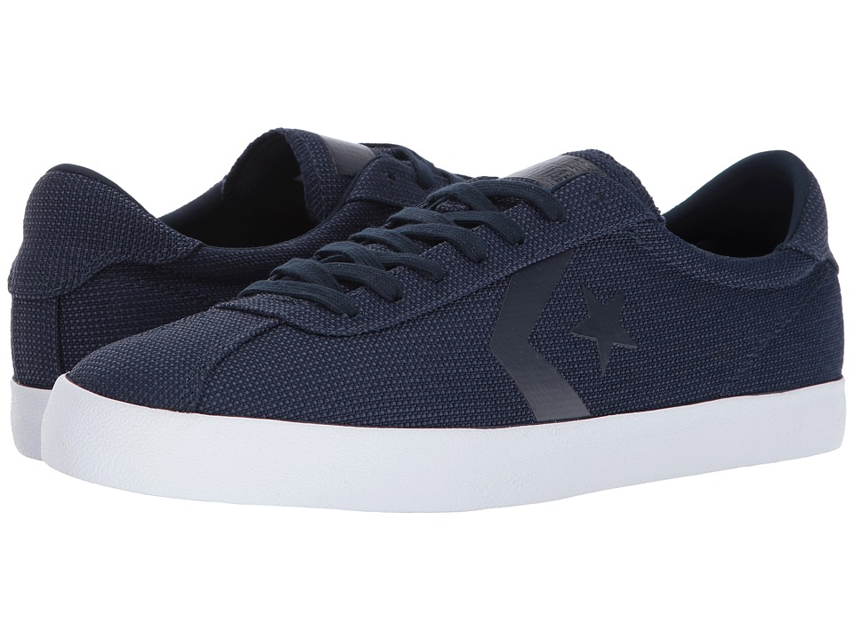 Converse - Breakpoint Ox (Obsidian/Obsidian/White) Classic Shoes