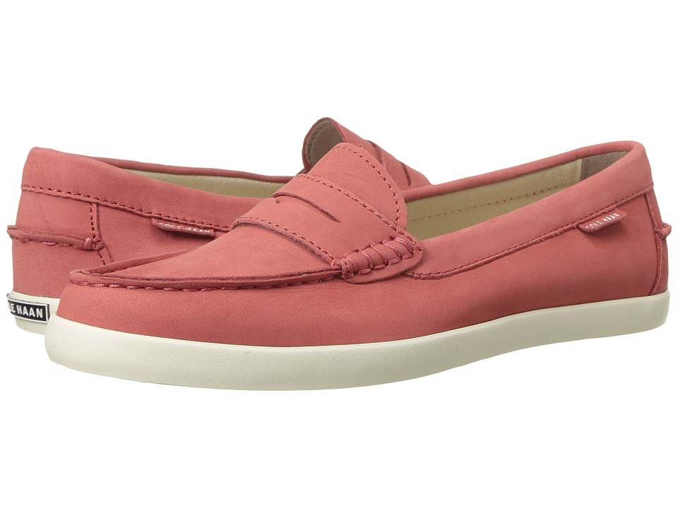 Cole Haan - Pinch Weekender (New Mineral Red) Women's Slip on Shoes