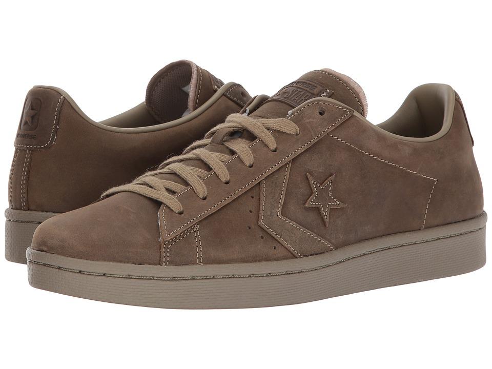 Converse - Pro Leather 76 Ox (Khaki/Khaki/Khaki) Classic Shoes