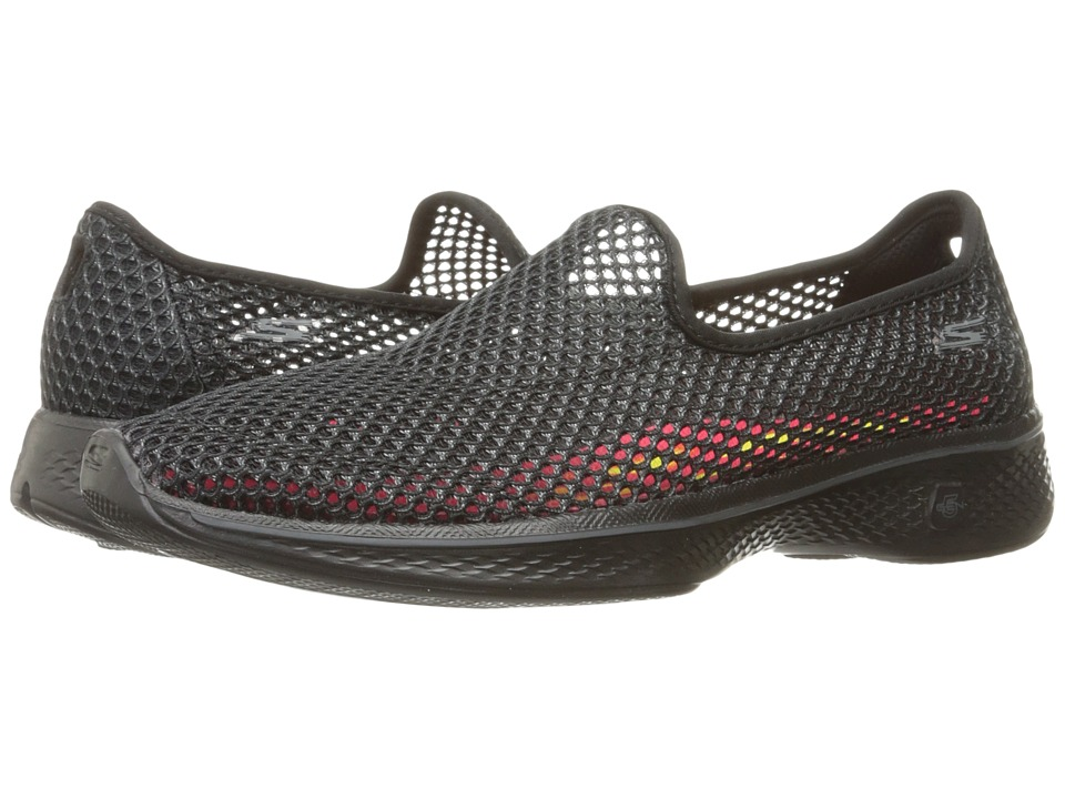 SKECHERS Performance GOwalk 4 Atmosphere (Black) Women