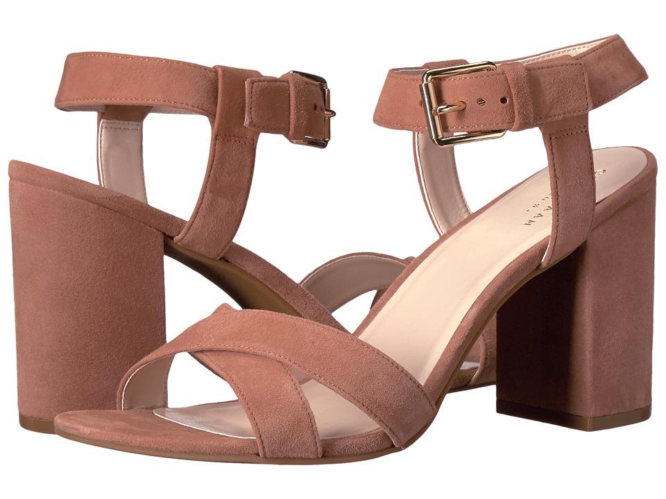 Cole Haan - Kadi Sandal (Mocha Mouse Suede) Women's Sandals