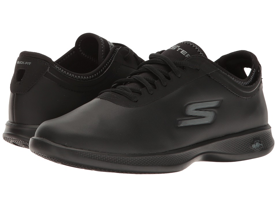 SKECHERS Performance - GO STEP Lite - Ovation (Black) Women's Shoes