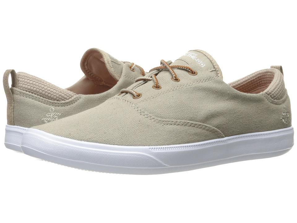 SKECHERS Performance - GO Vulc 2 - Definite (Taupe) Women's Shoes