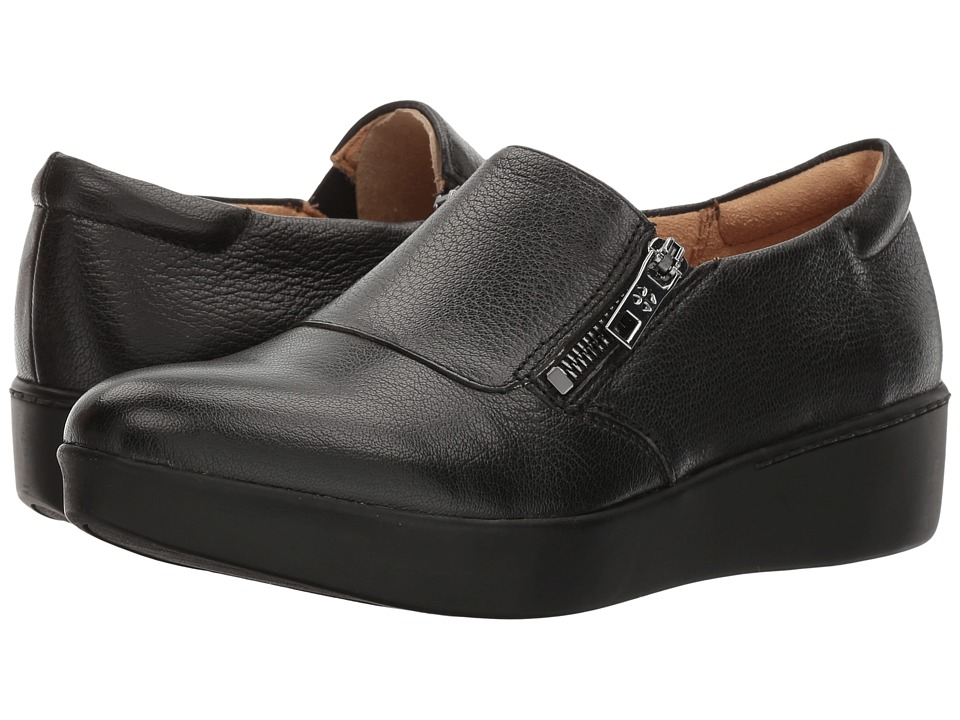 Naturalizer - Leighla (Black Leather) Women's Shoes