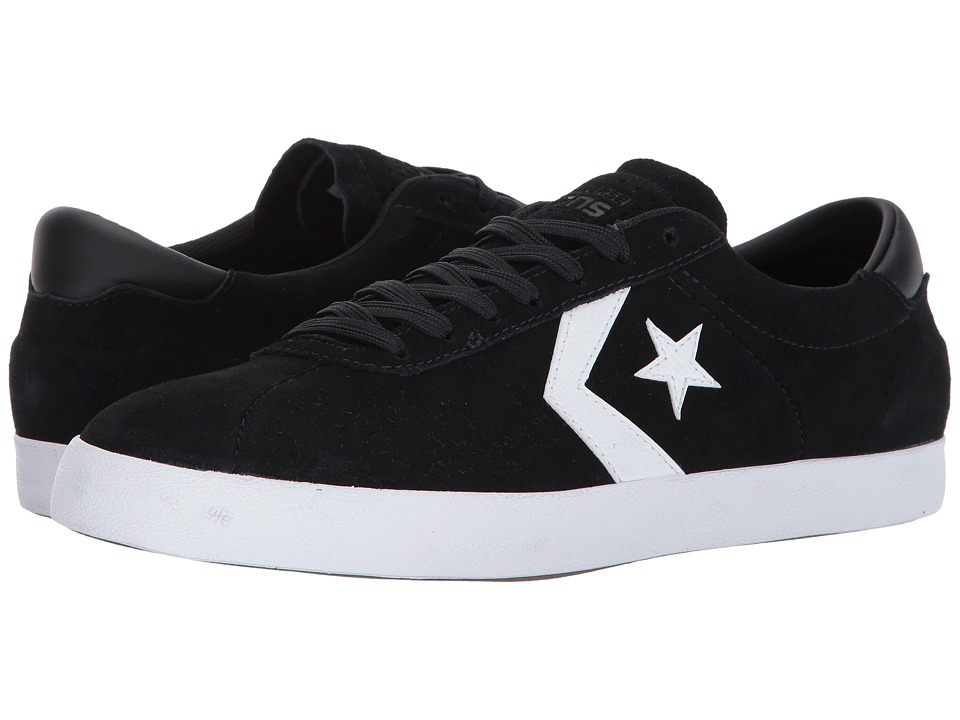 Converse - Breakpoint Pro Ox (Black/White/Black) Classic Shoes