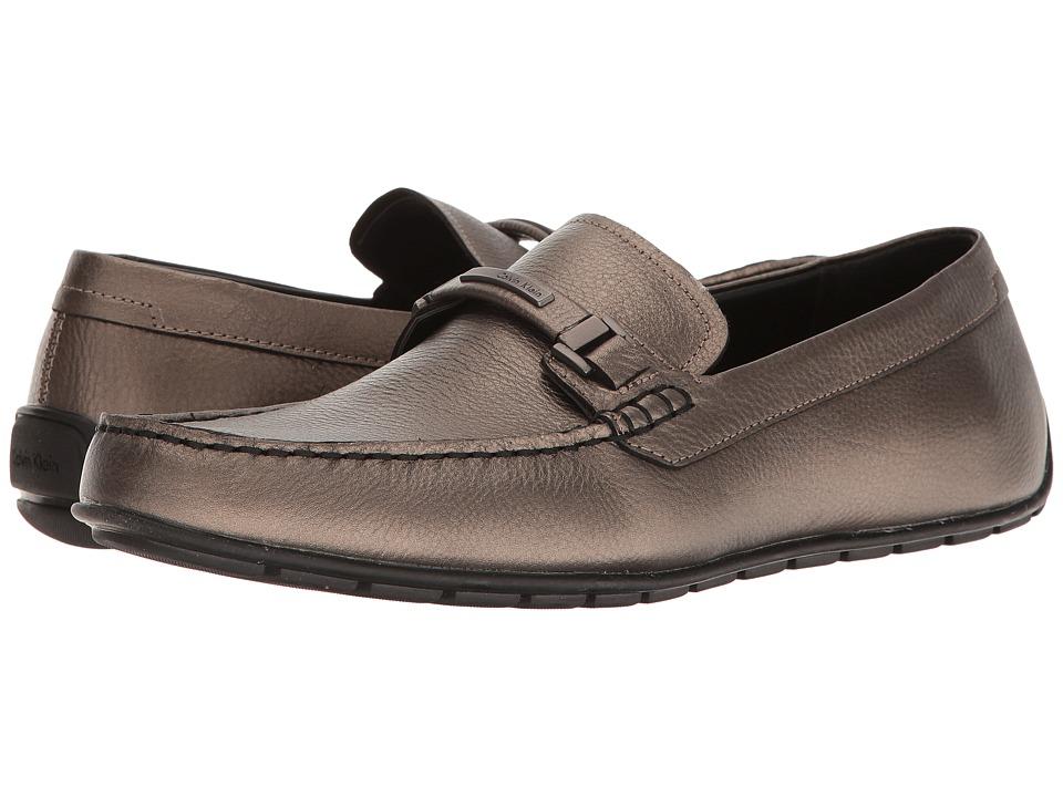 Calvin Klein - Ignacio (Bronze Smoke) Men's Shoes