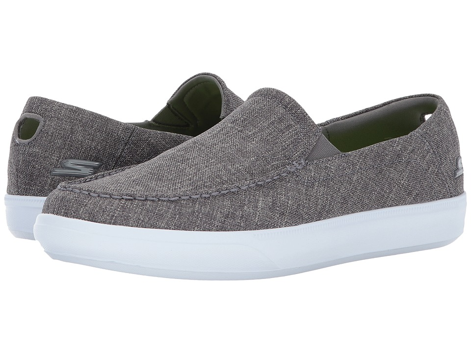 SKECHERS Performance GO Vulc 2 Ramble (Gray) Men