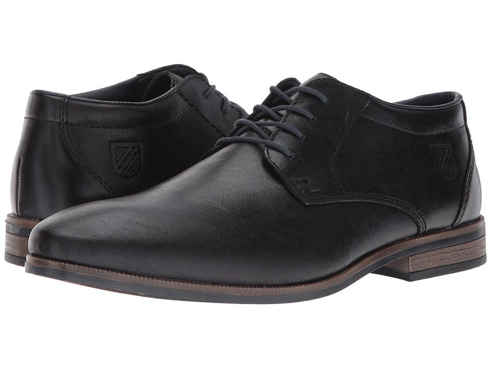 Rieker - 11630 Helmut 30 (Black) Men's Shoes