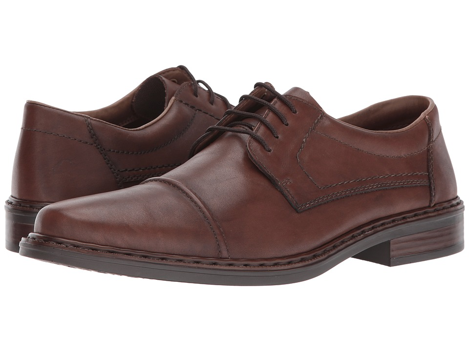 Rieker - B2321 Luther 21 (Kastanie) Men's Shoes