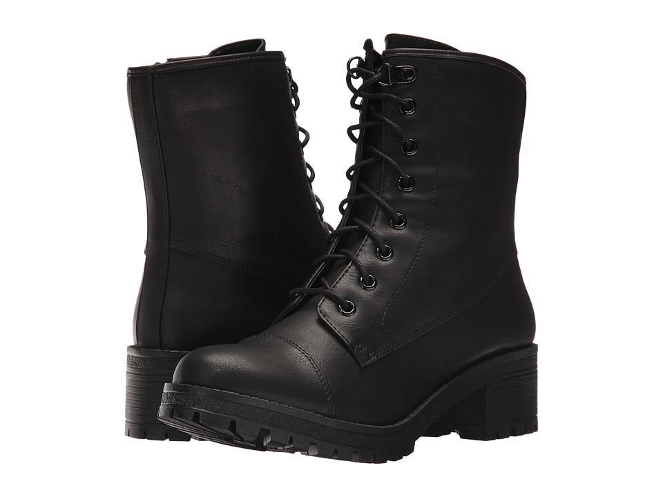 Madden Girl - Emmaaa (Black Paris) Women's Shoes