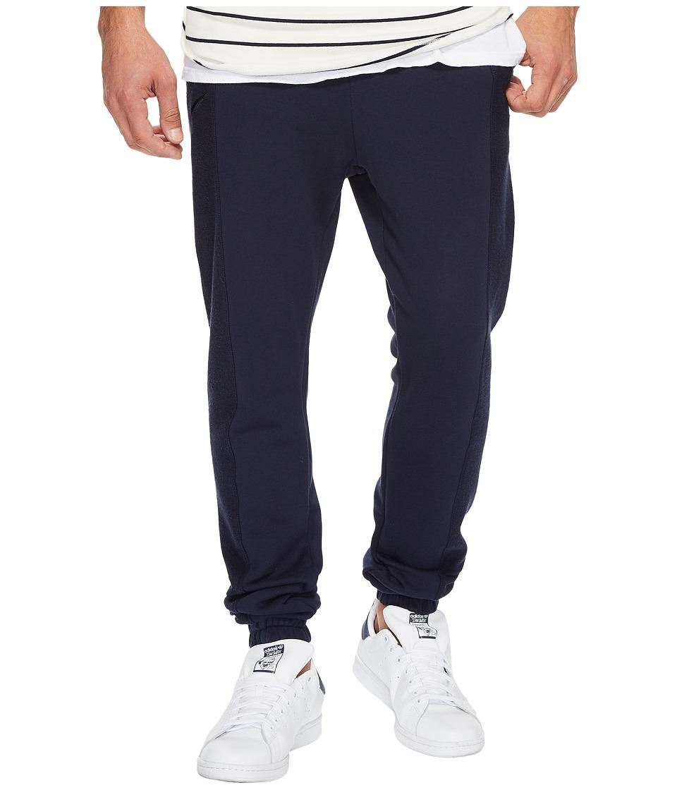 Publish - Jansen - Fleece Jogger (Navy) Men's Casual Pants