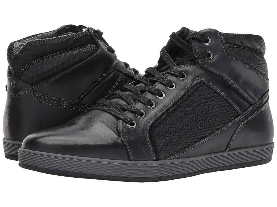 Steve Madden Prinz (Black) Men