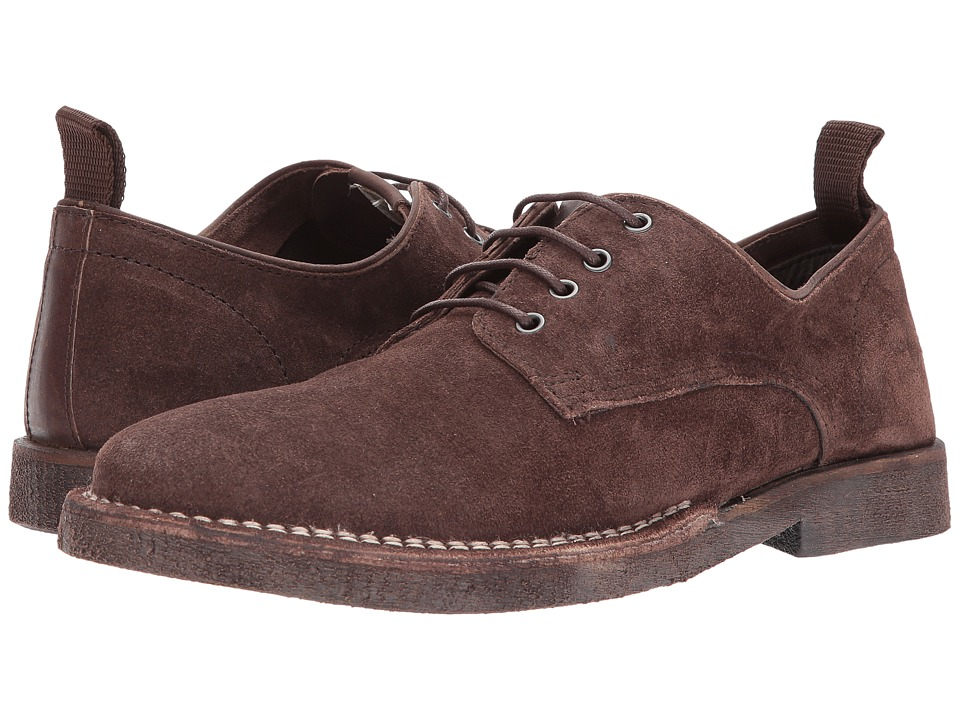 Steve Madden Lowman (Brown Suede) Men