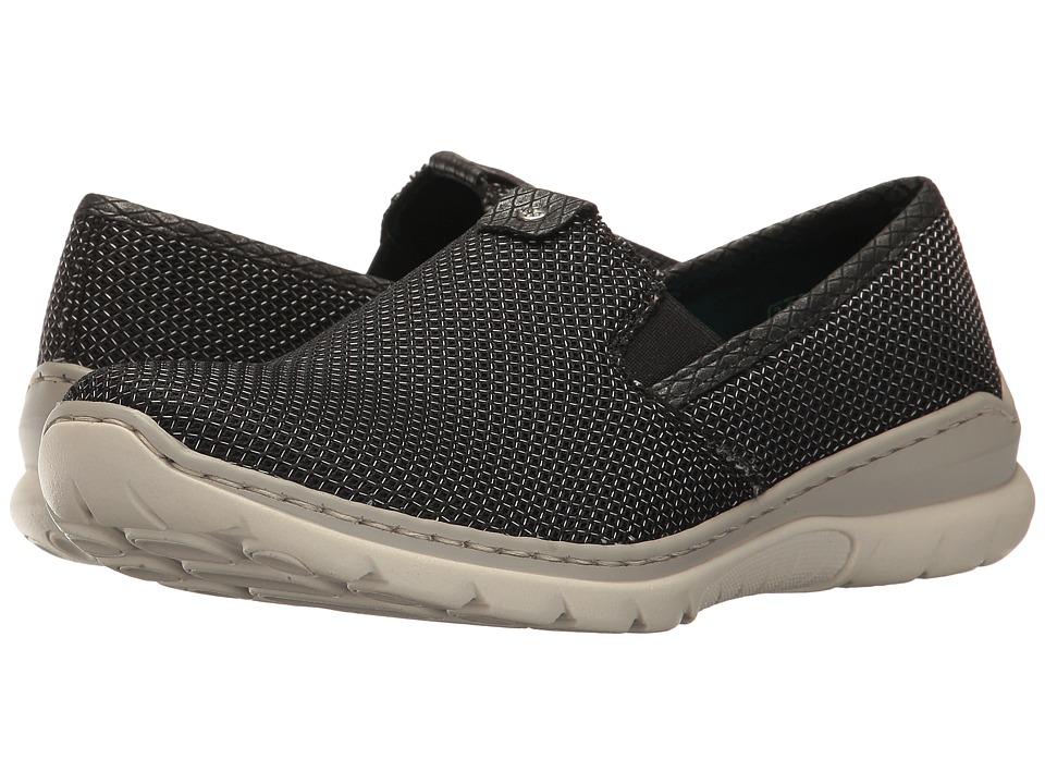Rieker - L3272 Nikita 72 (Schwarz/Granit/Abadan/Boccia) Women's Shoes