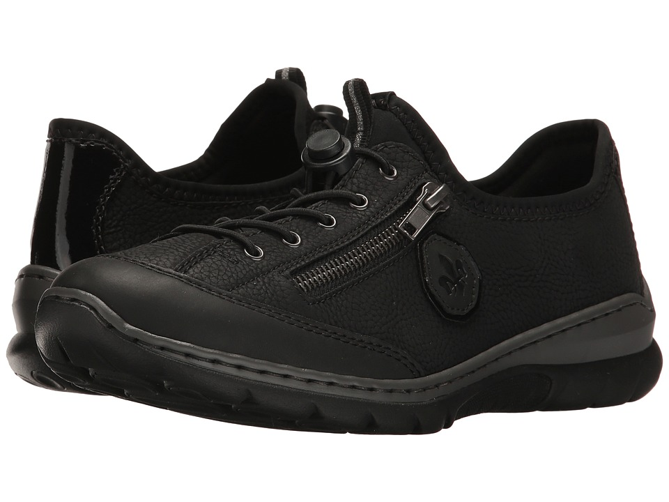Rieker - L3263 Nikita 63 (Black) Women's Shoes