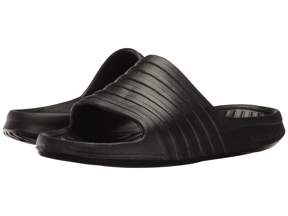 SKECHERS - Shore (Black) Women's Sandals