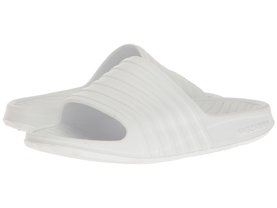 SKECHERS - Shore (White) Women's Sandals