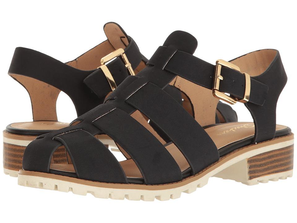 SKECHERS - City Angler (Black) Women's Sandals