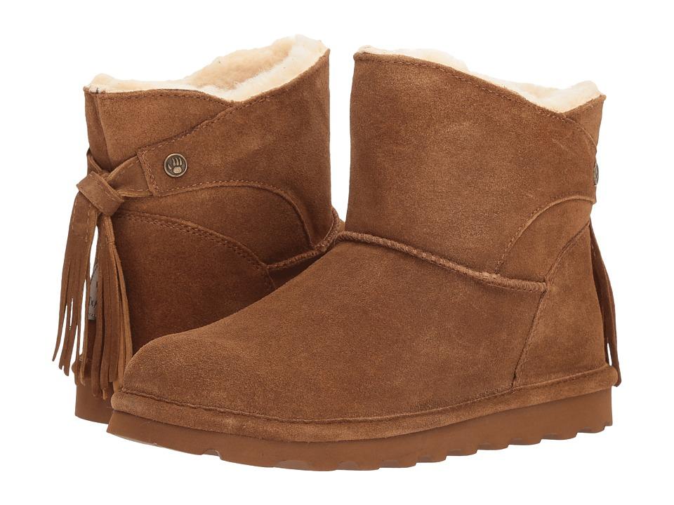 Bearpaw - Natalia (Hickory Suede) Women's Shoes