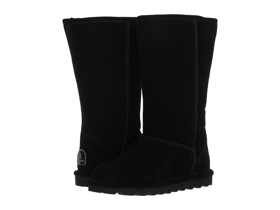 Bearpaw Elle Tall (Black) Women