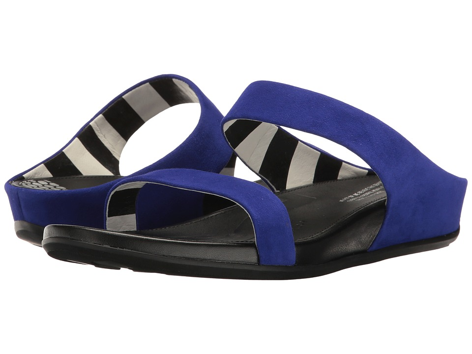 FitFlop Banda Slide (Mazarine Blue) Women