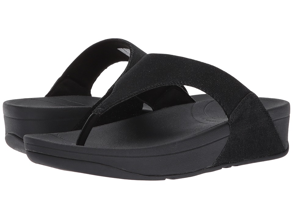 FitFlop - Superelectra (Black) Women's Shoes