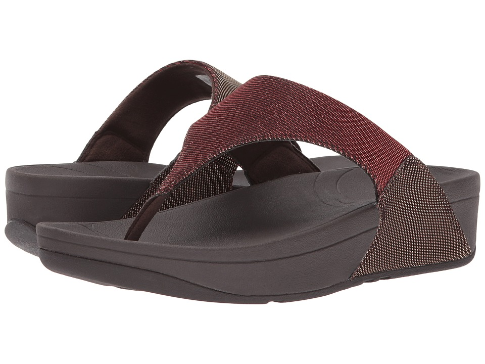 FitFlop - Superelectra (Bronze) Women's Shoes