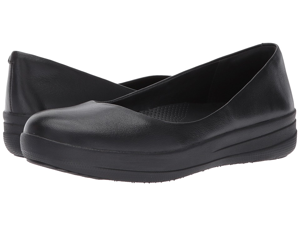 FitFlop Adoraballerina (All Black) Women
