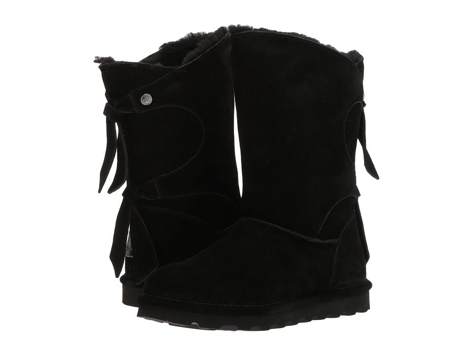 Bearpaw Willow (Black Solid) Women
