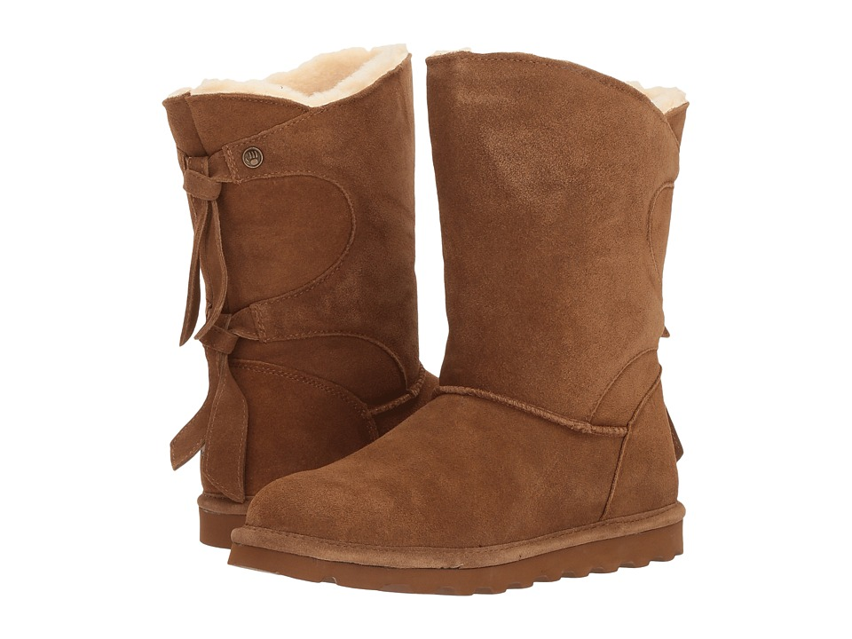 Bearpaw - Willow (Hickory Solid) Women's Shoes
