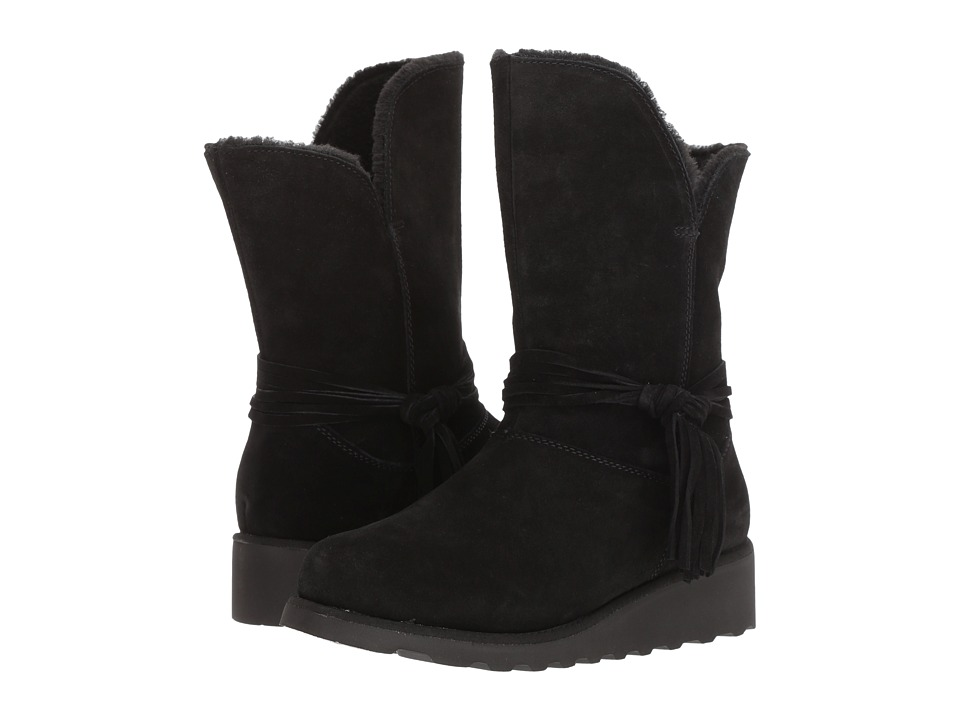 Bearpaw Tonya (Black) Women